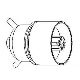 Doseerpomp MAFEX-3, capaciteit 2 - 20 ml/ml