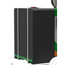 Watertank 1000L voor ONE (in plaats van 500L) (meerprijs)