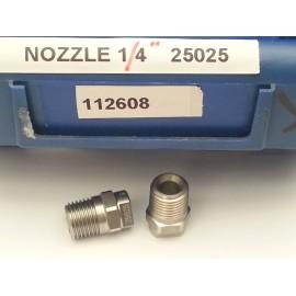 Hogedruk nozzle