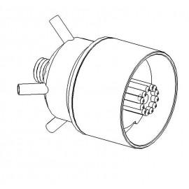 Pomp MANKAR-3, capaciteit 5 -10 ml/min